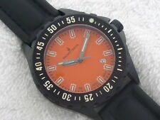 NICE PROMETHEUS SEAGULL DIVER AUTOMATIC 300M SCREW IN CROWN SWISS WATCH