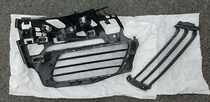 Porsche 718 Cayman/Boxster Left Outer Grill and Support # 982807683 &982807333