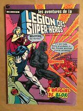 LA LEGION DES SUPER HEROS (Artima) - T3