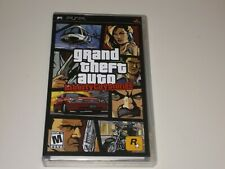 New listing Grand Theft Auto Liberty City Stories (Sony Psp, 2005) Complete With Map Gta
