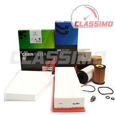 Complete Filter Service Kit for VW CADDY Mk 3 + BEETLE - 1.6TDi 2.0TDi - 2010-15