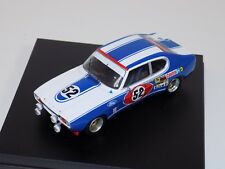 1/43 Trofeu Ford Capri 2600 RS 1972 LeMans Car #52 TRF 2302