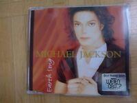 Michael Jackson Earth song (1995, #6625692) [Maxi-CD]