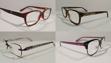 UPDATED Foster Grant Coloread Crystal Vision Reading Glasses Dani Evalina Cleo
