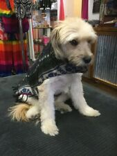 New  Dog Winter Coat/Poncho from Nepal Size Medium