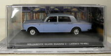 1/43 Scale James Bond 007 Rolls Royce Silver Shadow 2 Licence to Kill Model car
