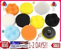 14pcs Polishing Kit Buffing Pad 1//3/'/'//6mm Wheel Polishing Cone Car Body Wheel YH