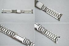 1960s Omega 321 PreMoon 105.003 Speedmaster 1067 Flat Bracelet 19mm 532 Endlinks
