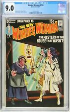 Wonder Woman #195 (1971) CGC 9.0 Classic 70's Cover Wally Wood Mike Sekowsky Art