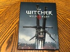 The Witcher iii 3 Wild Hunt hardcover Strategy Guide