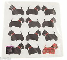 Scottish Scottie Dogs Serviette Napkins Pack of 20 - TP-TS01