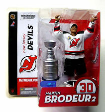 McFarlane Sports NHL Hockey Series 9 Martin Brodeur 2 Action Figure New 2004