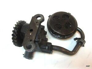OEM Vintage 400 B Series Case Diesel Oil Pump VT158 VTA3408 A30489     1958 1959