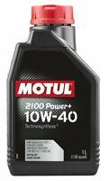 Olio Motore Auto Motul 2100 Power+ 10W40 per motori benzina - 3 litri lt