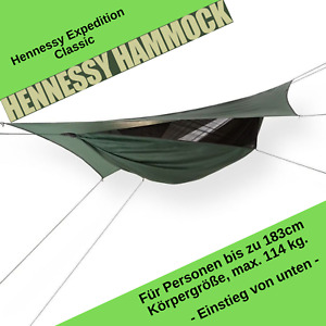 Hennessy - Hamac Expedition Classique