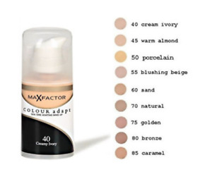 Max Factor Colour Adapt Flawless Foundation - Choose Shade