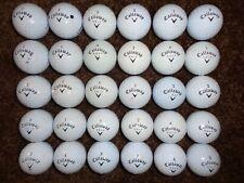 30 Callaway Tour & Touris Golf Balls Lot 28