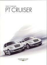 2007 Chrysler PT Cruiser Touring Edition Limited Edition GT Convertible Brochure