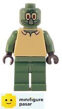 bob003 Lego SpongeBob SquarePants 3827 - Squidward Minifigure - New