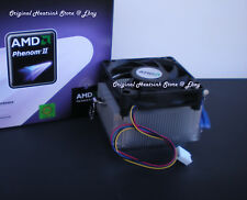 AMD Phenom X4 Heatsink Cooling Fan for 95 Watt X4 900 Series Skt AM3-AM2+ - New