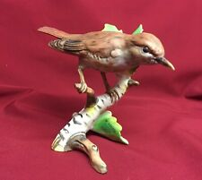 Goebel Nightingale Bird Figurine