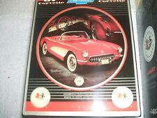 "Music Box Enesco Classic Collection 1957 Chevrolet Corvette 4""Wide x 5""Long"