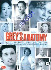 GREY'S ANATOMY - 8 DVD BOX - SEIZOEN 2 - SEALED - NIEUW