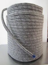 FIBREGLASS FIRE ROPE/JOINT/DICHTSCHNUR 15X5 MM  WOOD STOVE FIREPLACES RES 550°