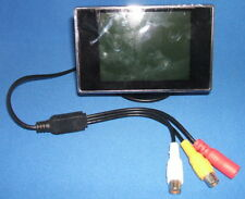 "3.5"" LCD Monitor Video Versione 5v. IDEALE per Raspberry Pi"
