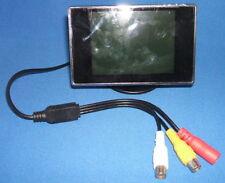 """3.5"""" LCD Video Monitor 5V versione. Ideale per Raspberry Pi"""