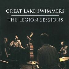 Great Lake Swimmers Legion Sessions CD