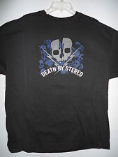 NEW - DEATH BY STEREO BAND / CONCERT / MUSIC T-SHIRT MEDIUM