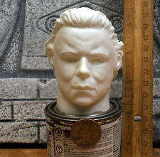 Mini Michael Myers resin doll head- kirk halloween - action figure