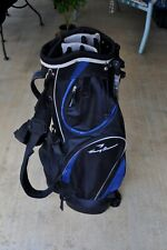 """Tommy Armour Cart/Carry Golf Bag with 10-way Dividers & Rain Cover - """"Excellent"""""""