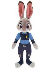 "12"" Disney Zootopia Plush Toy Officer Rabbit Judy Hopps Police Toy Doll Gift TOY"