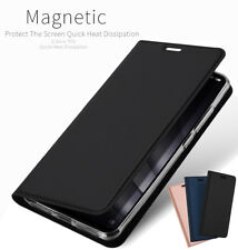 DD For Xiaomi Mi 8 Lite PU Leather Flip Case Wallet Smart Magnetic Skin Cover