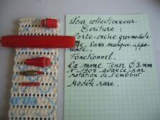 Pour collectionneur (CRITERIUM)  - PORTE MINE -Gros modèle Fonctionnel @voir