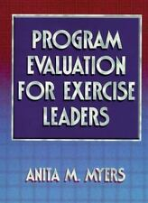 Program Evaluation for Exercise Leaders-ExLibrary