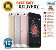 Apple iPhone SE Unlocked 16/32/64/128GB Smartphone Various Colours Grade Network