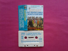 K 7 Cassette / The Beatles – Sgt Pepper's Lonely Hearts Club Band / FR 1978