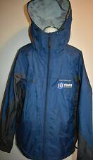 Mens Columbia Sportswear Rain Jacket Large Waterproof Packable DUNHAMS Coat
