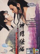 DVD HK TVB Drama The Return of The Condor Heroes 神雕侠侣 Eps 1-50END.. All Region
