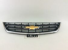 2014 - 2017 Chevrolet Impala LTZ front upper Chrome Grille with Emblem OEM