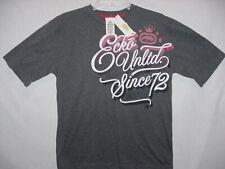 Men's or Teen Size Gray ECKO UNLTD T-Shirt  Sz Large   NWT