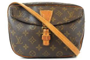 LOUIS VUITTON Geneufeille Monogram Shoulder Bag M51226