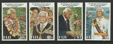 Fiji 2000 80th Birthday of President set SG 1093-1096 Mnh.