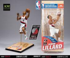 McFARLANE NBA 30 - PORTLAND TRAIL BLAZERS - DAMIAN LILLARD - FIGUR - NEU/OVP