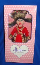 1993 Effanbee Story Book Collection Queen of Hearts SV118 11 Inches
