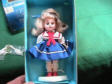 "Vintage Vogue 8"" Ginny Doll in Original Box Ships Ahoy"