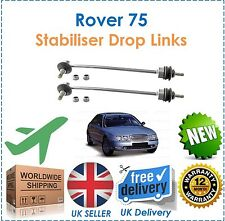 For Rover 75 1.8 2.0 CDT CDTi 2.5 V6 TWO Front Stabiliser Drop Link Rods x2 New